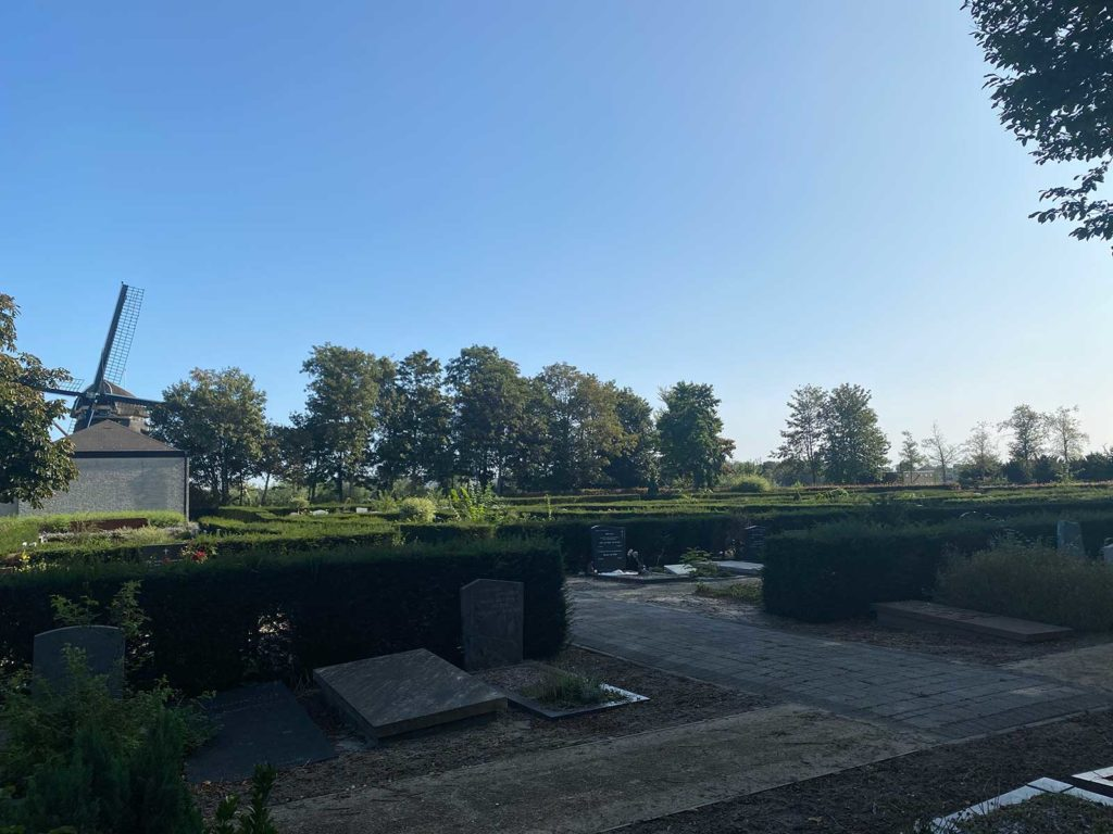Begraafplaats Karssenhof