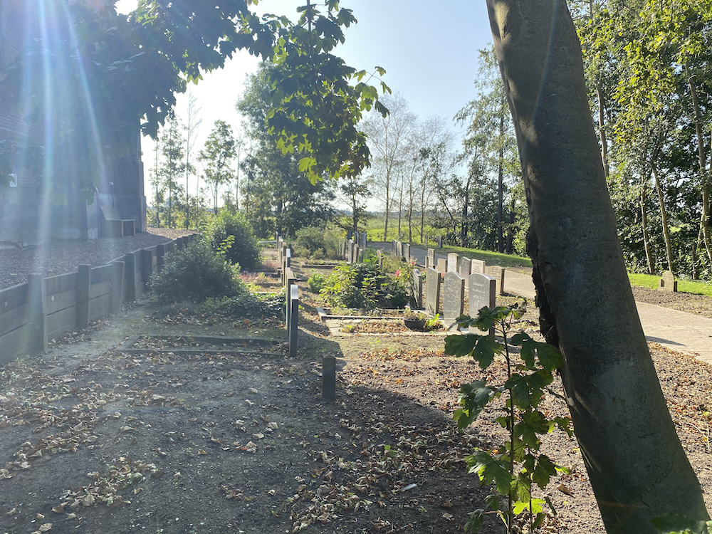 Begraafplaats Waverveen