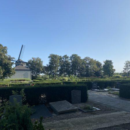 Begraafplaats Ouderkerk