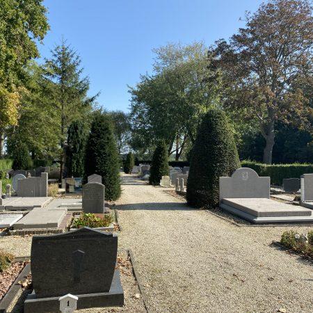 Begraafplaats Rusthoff Baambrugge